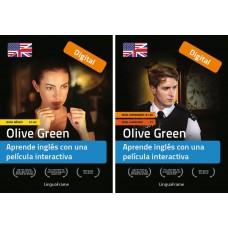 Olive Green: aprende inglés con una película interactiva (A1-C1) SAVE 10%*